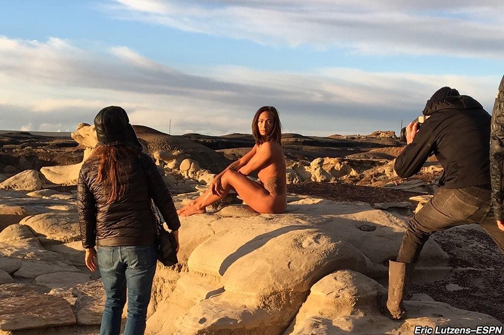 Michelle Waterson & De Guzman