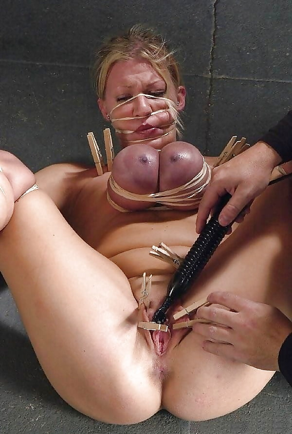 Torture nettles in pussy pics