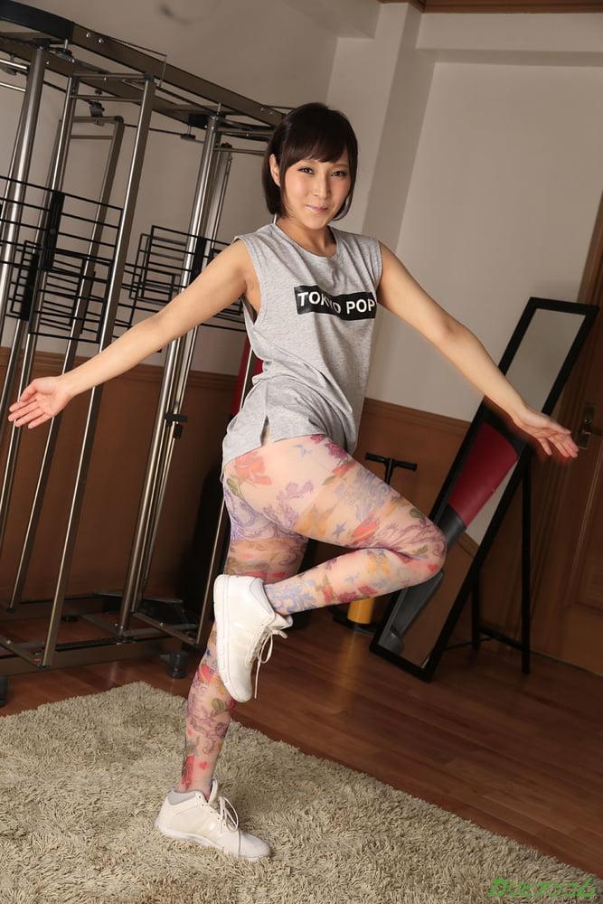 Uika Hoshikawa :: Real Sex In A Sweat - CARIBBEANCOM - 39 Pics
