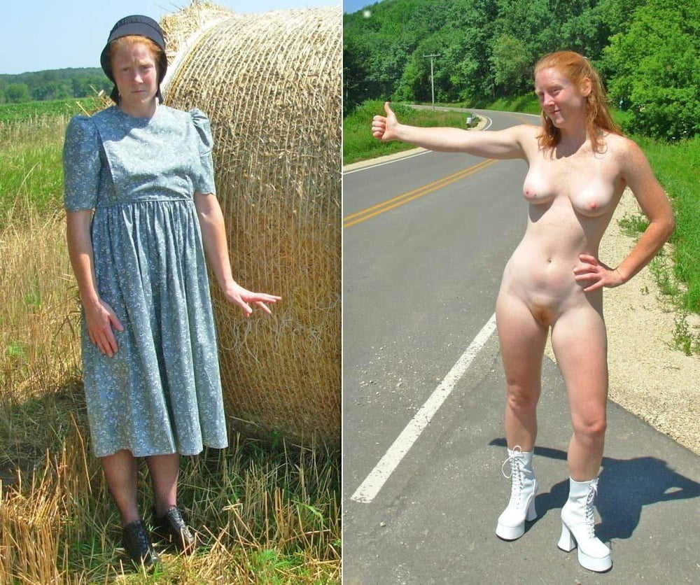 Real nude amish girls video