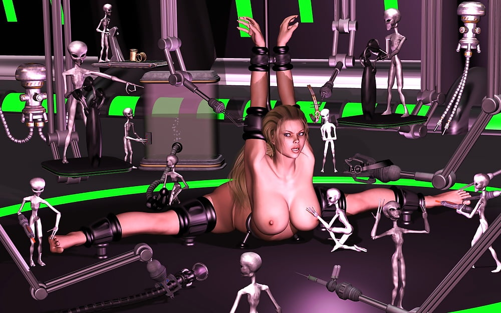 scifi-bdsm-stories