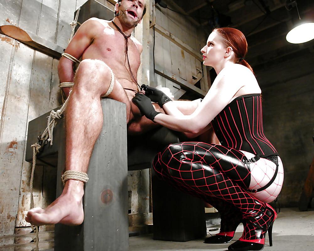 Male Slave Takes Extreme Bdsm Punishment