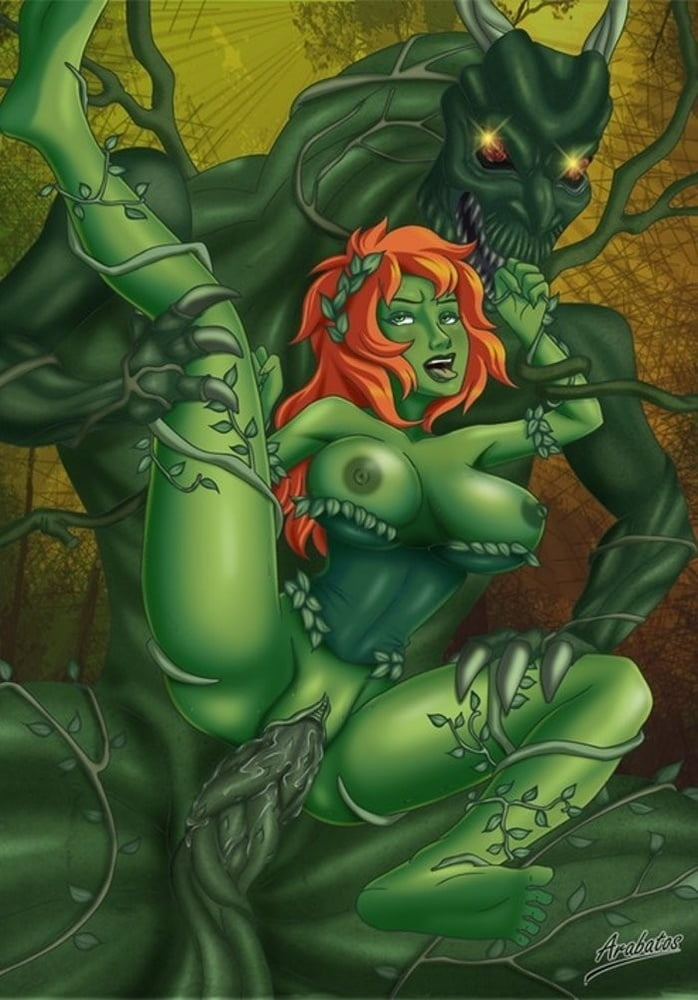 Poison ivy batman nude — img 3