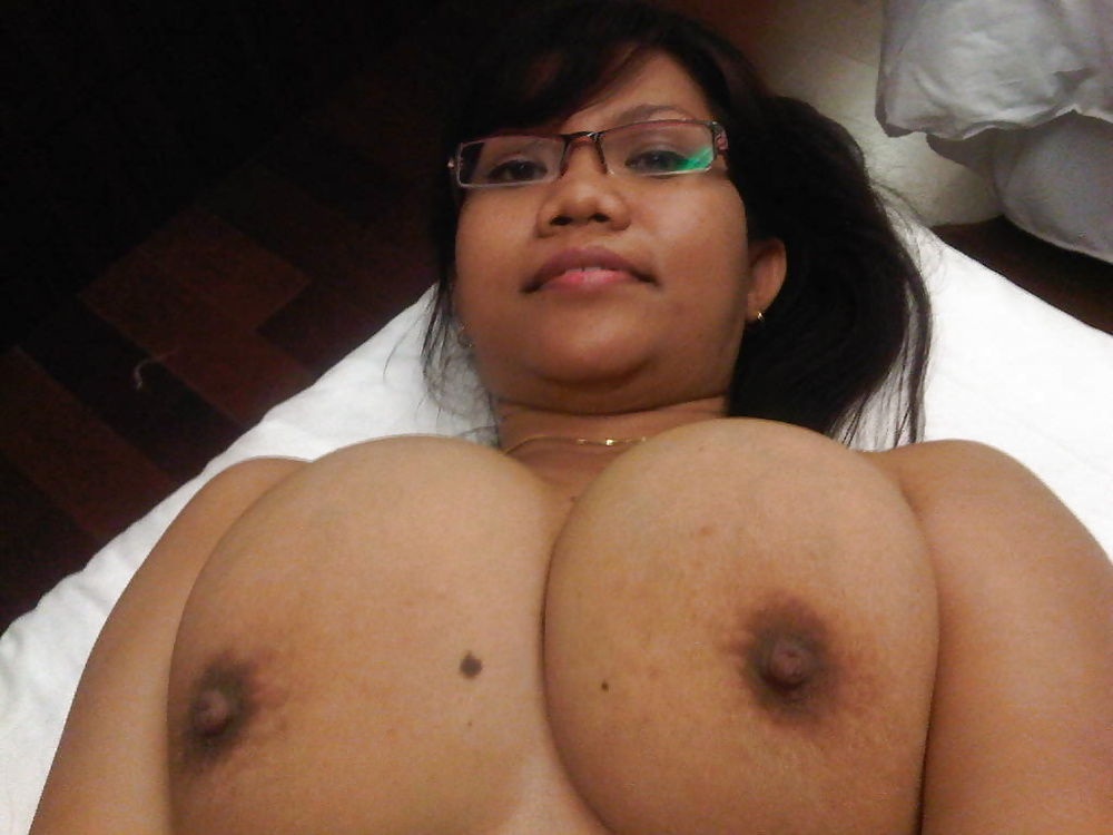 Malay girl with big boobs
