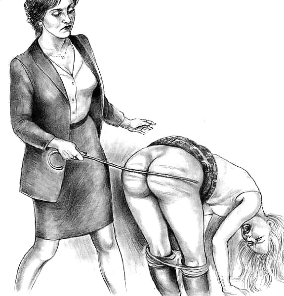 Bare you get to spank an adult female women free wife
