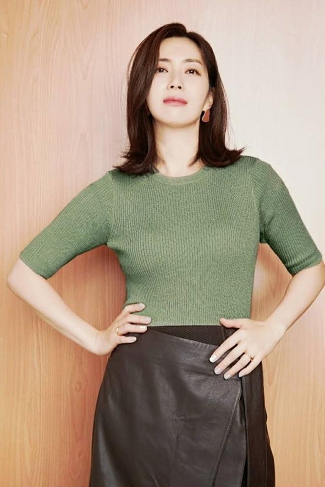 Korean Goddess Song Yun Ah