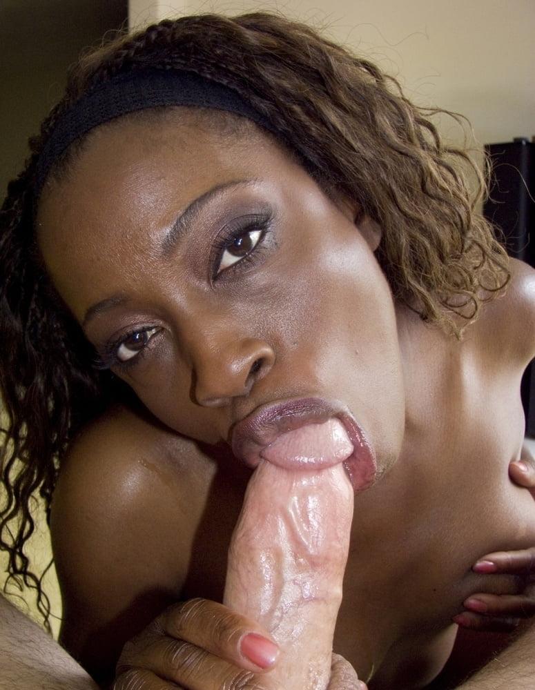 Black Girl Sucking Dick