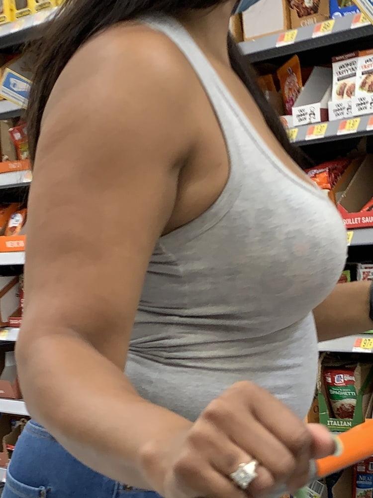 Voyeur big tits