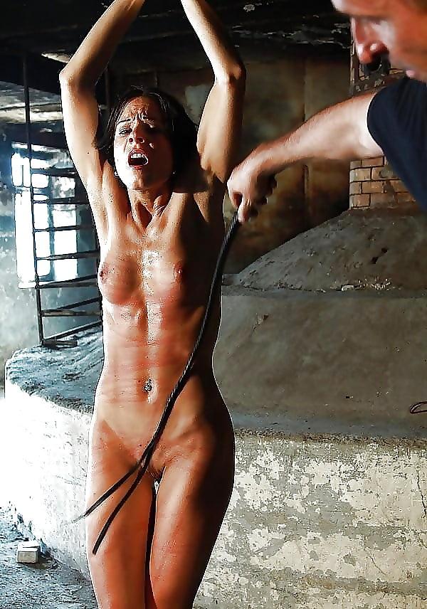 Whip nude women