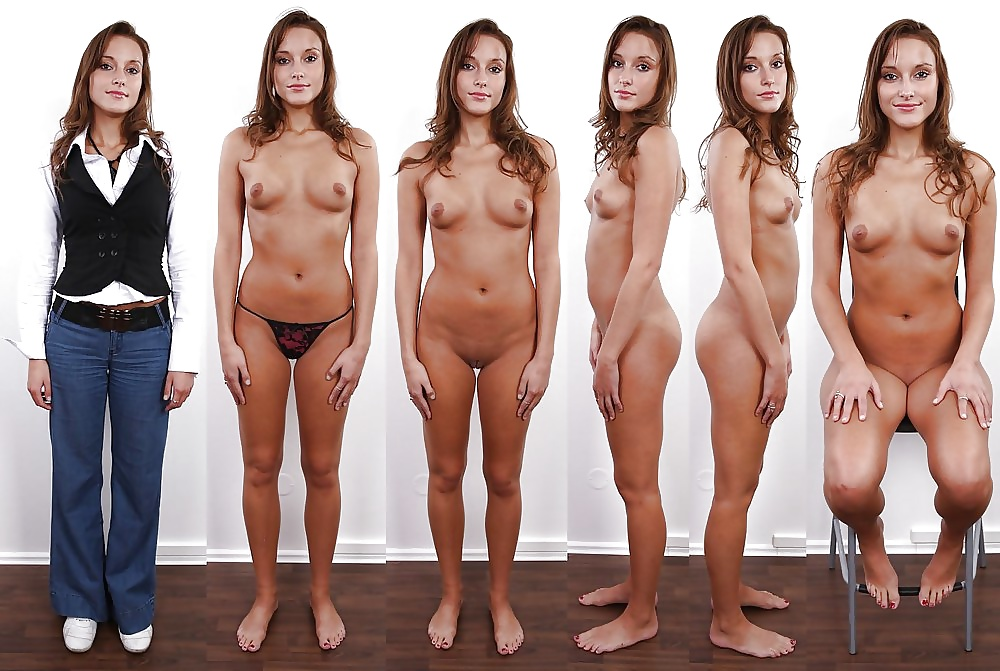 Sexy nude college girls dance and fuck
