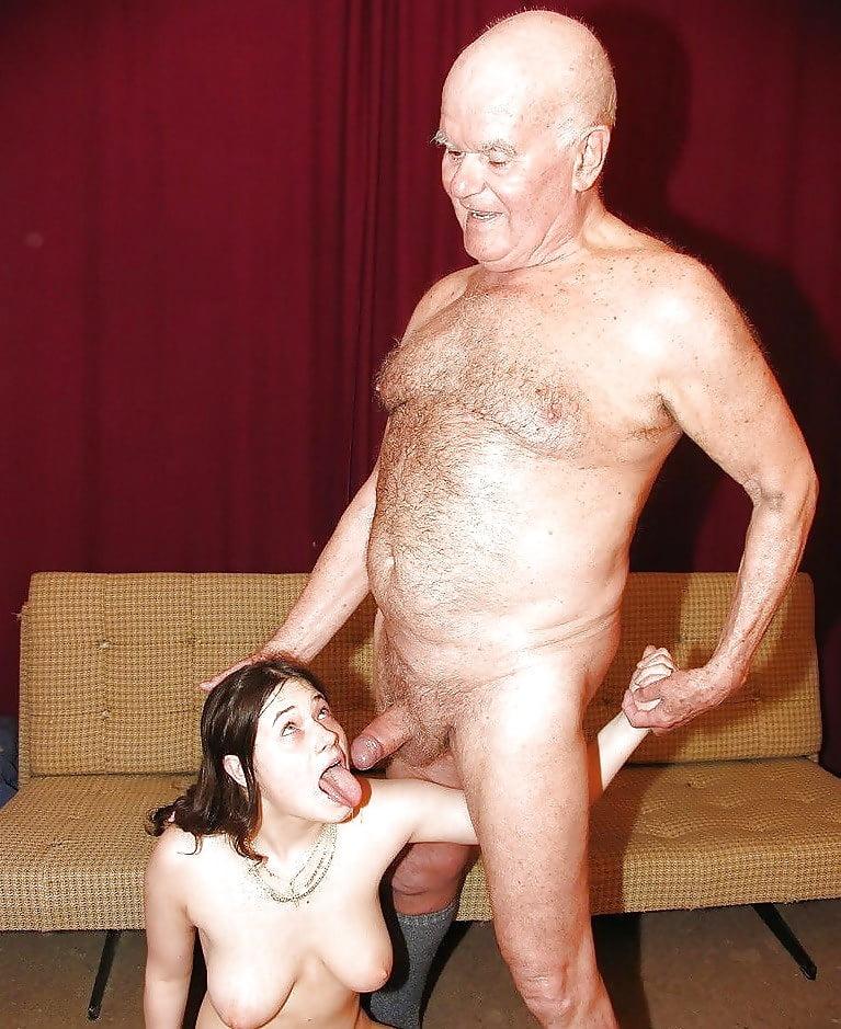 Дед И Внук Трахнули Проститутку