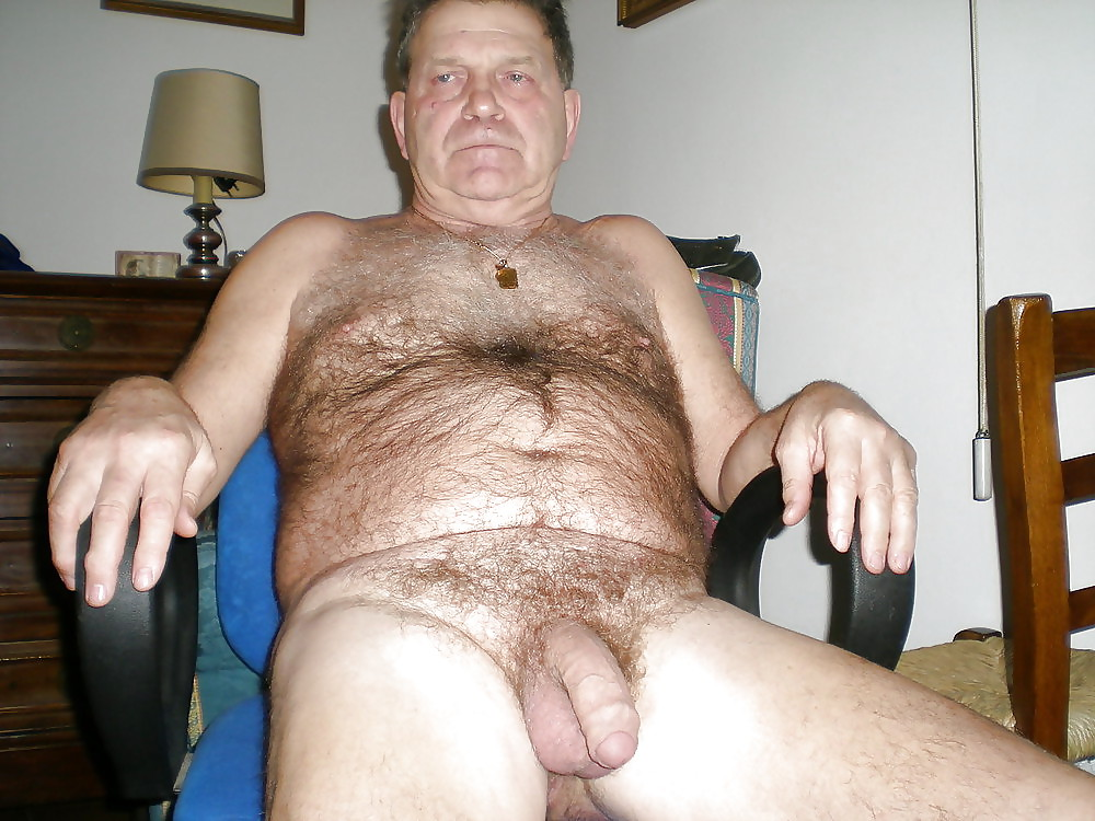 Nude Hairy Older Men