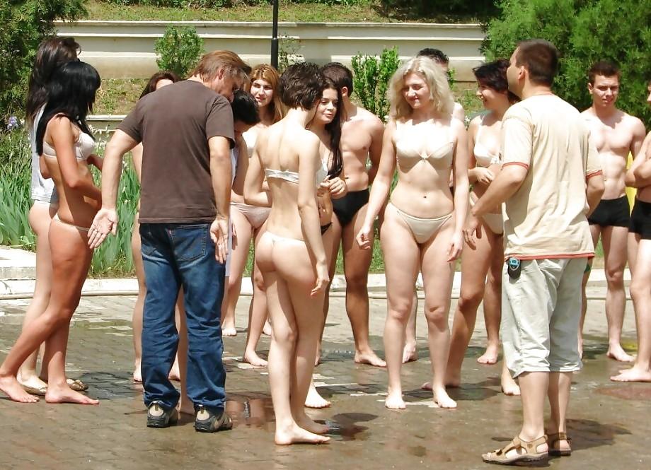 Naked initiation