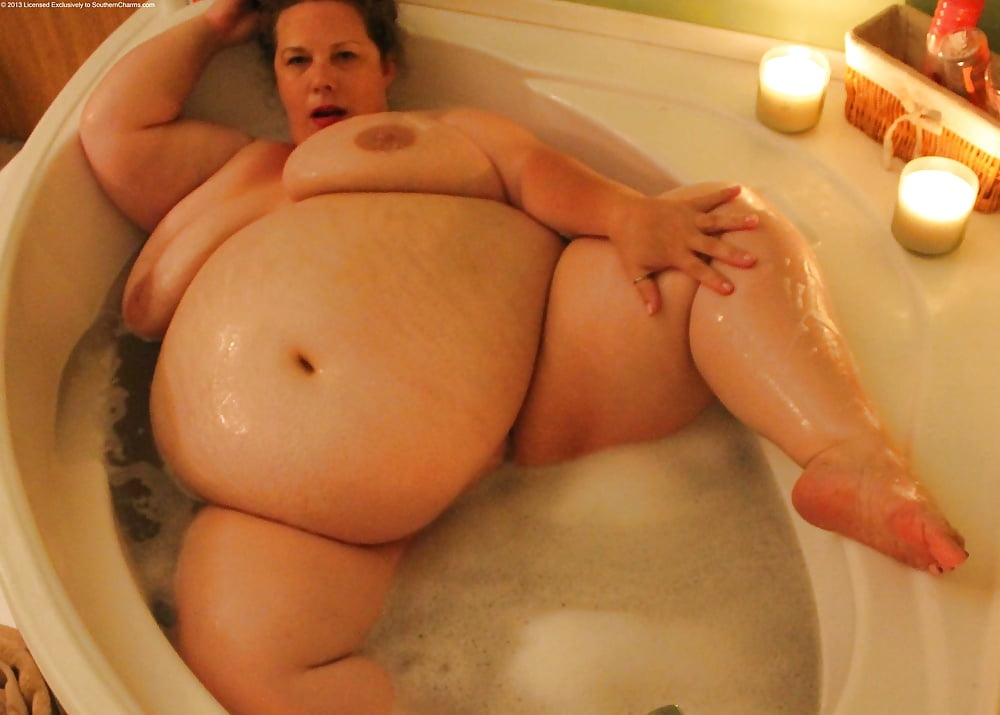 Ssbbw sloppy solo v2 - 2 part 7