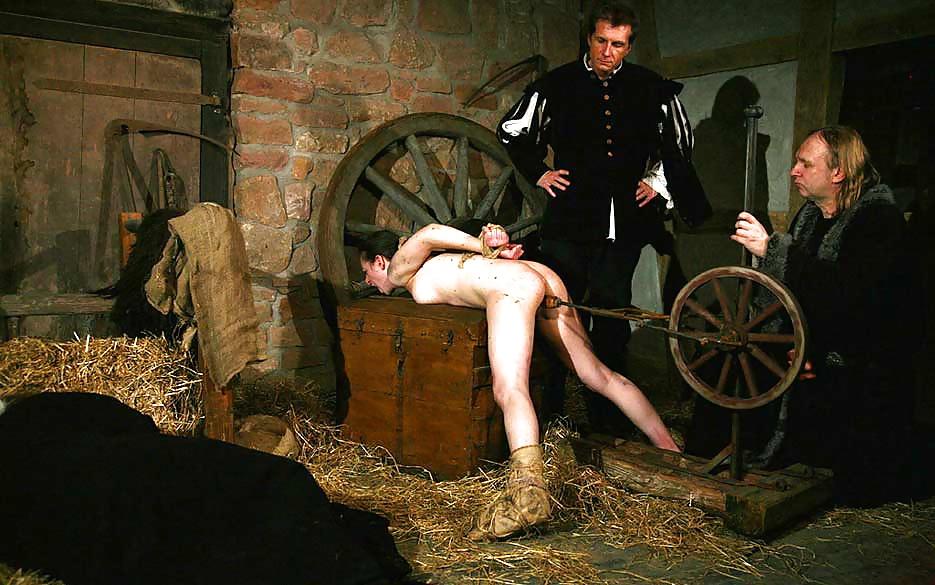 Tortured Women Medieval Torture