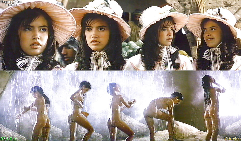 Phoebe cates nude is every man's dream come true