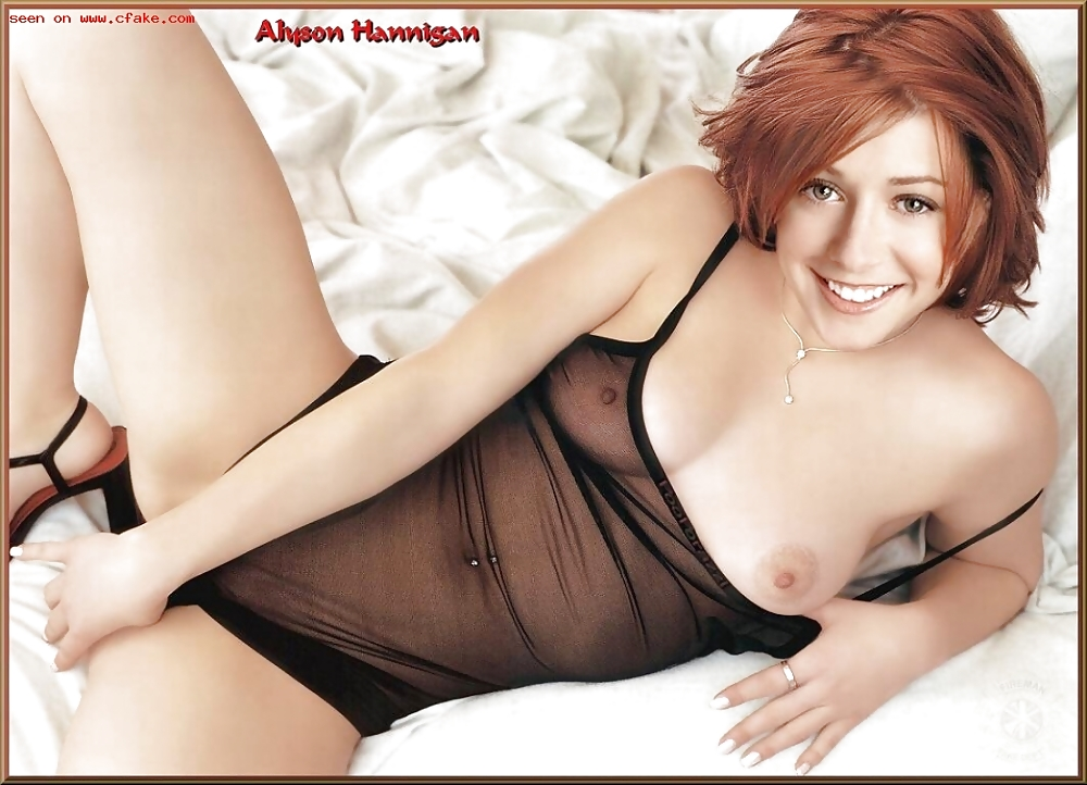 Image Result For Alyson Hannigan Leather
