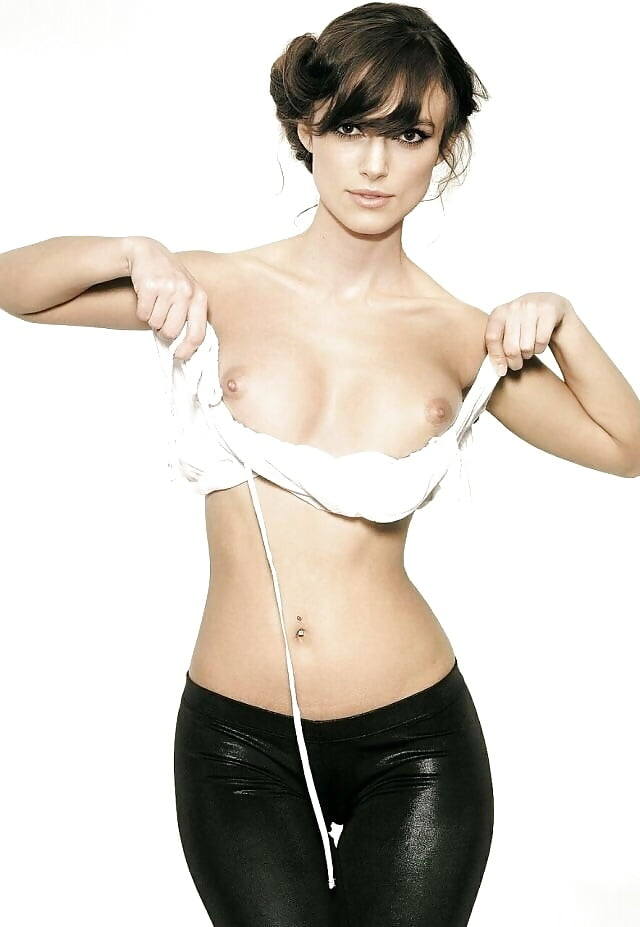 So Many People Are Obsessed With Big Breasts But I Think Keira Knightley Looks Simply Amazing