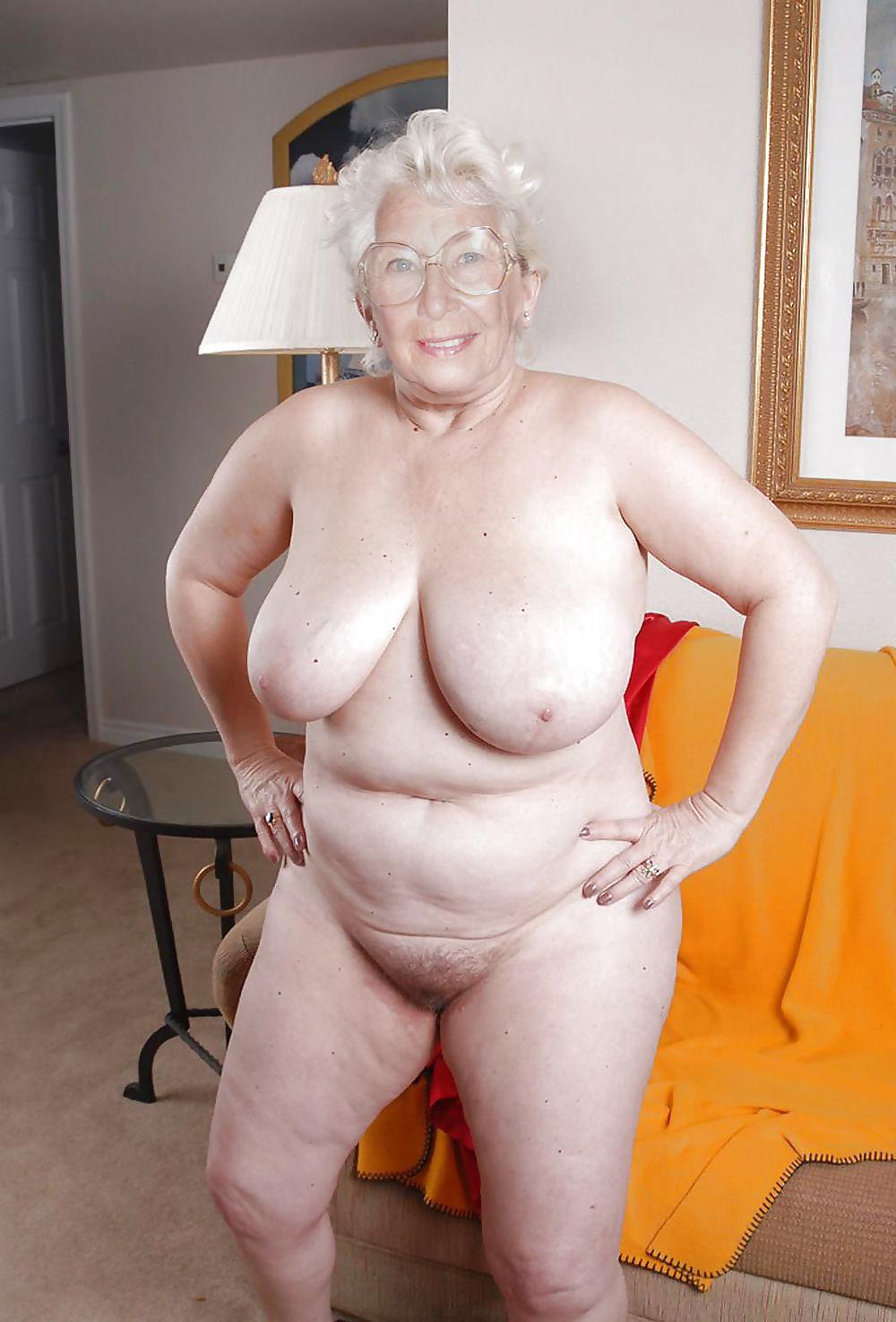 Mature naked fat women