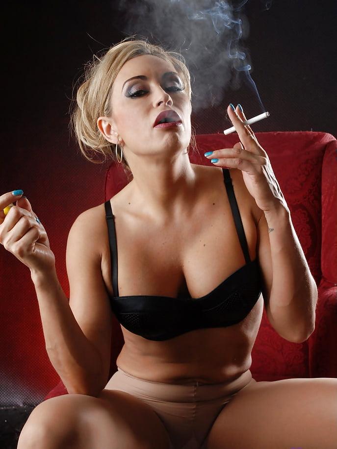 Smoking fetish fantasize men