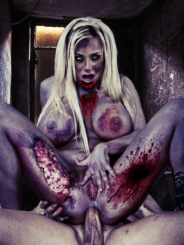 Girl gets fucked by zombie, by dylan rosser jerry