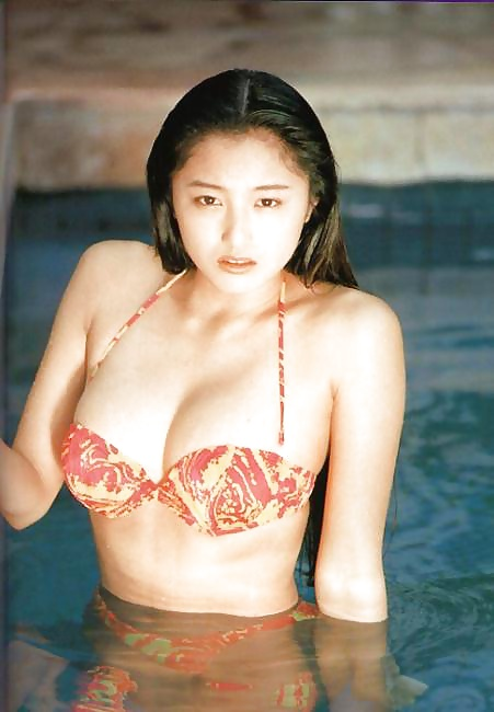 Nackt  Harumi Inoue Uncensored Asian