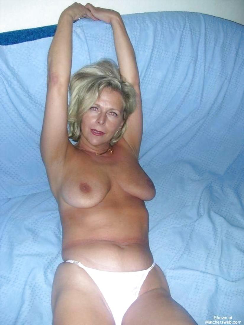 Lesbian blonde big boobs