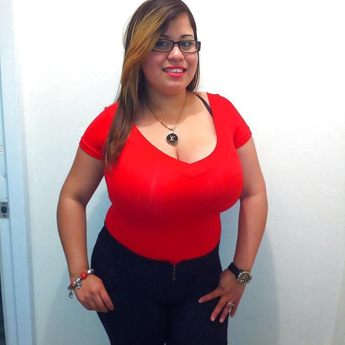 Massive Tits At Dominican Republic