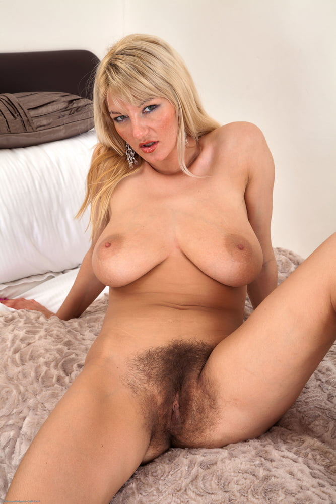 Busty japanese cougar gets hairy pussy filled with cum