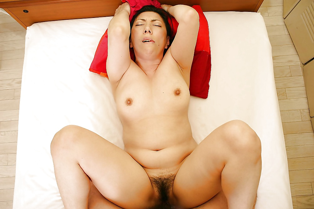 Asian japan mature lady