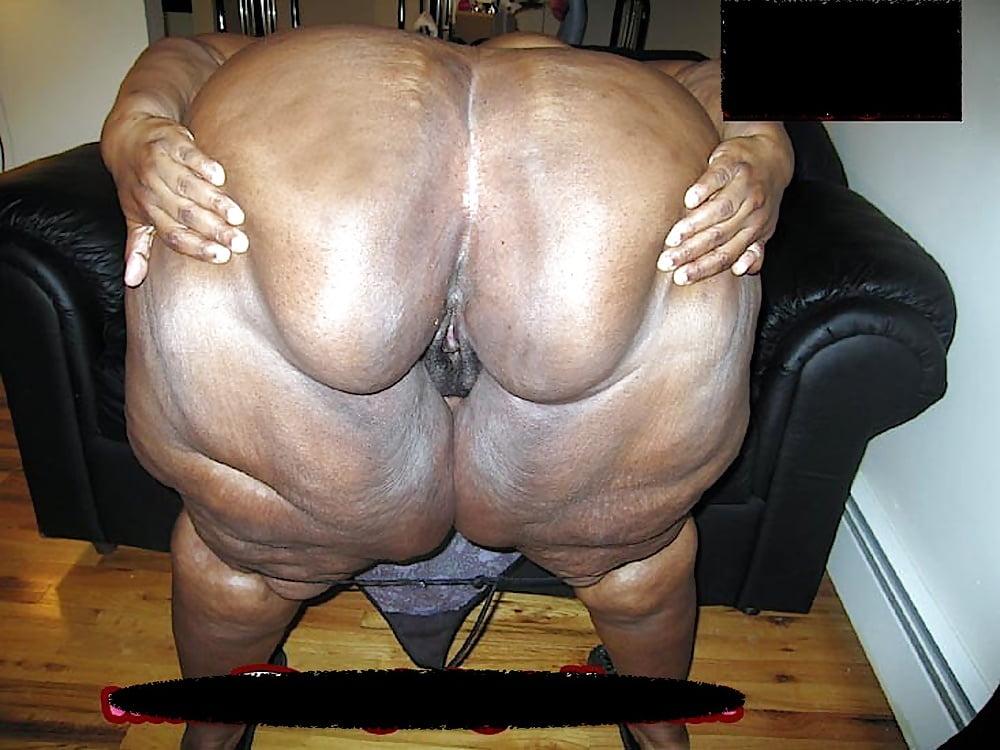 Black girl butts