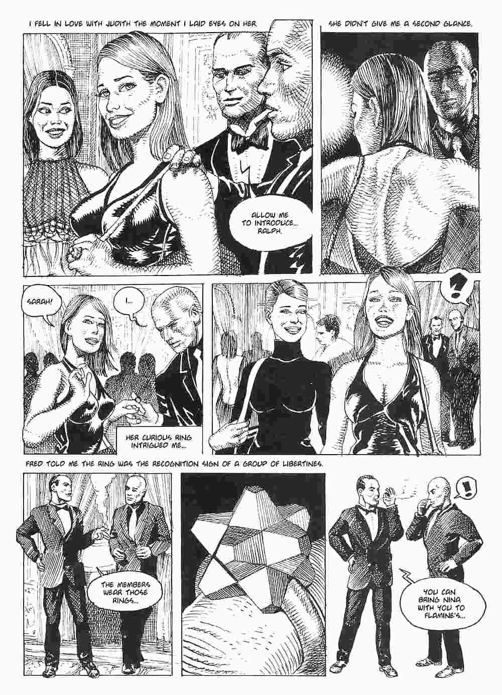 Black n white comics xxx-3601