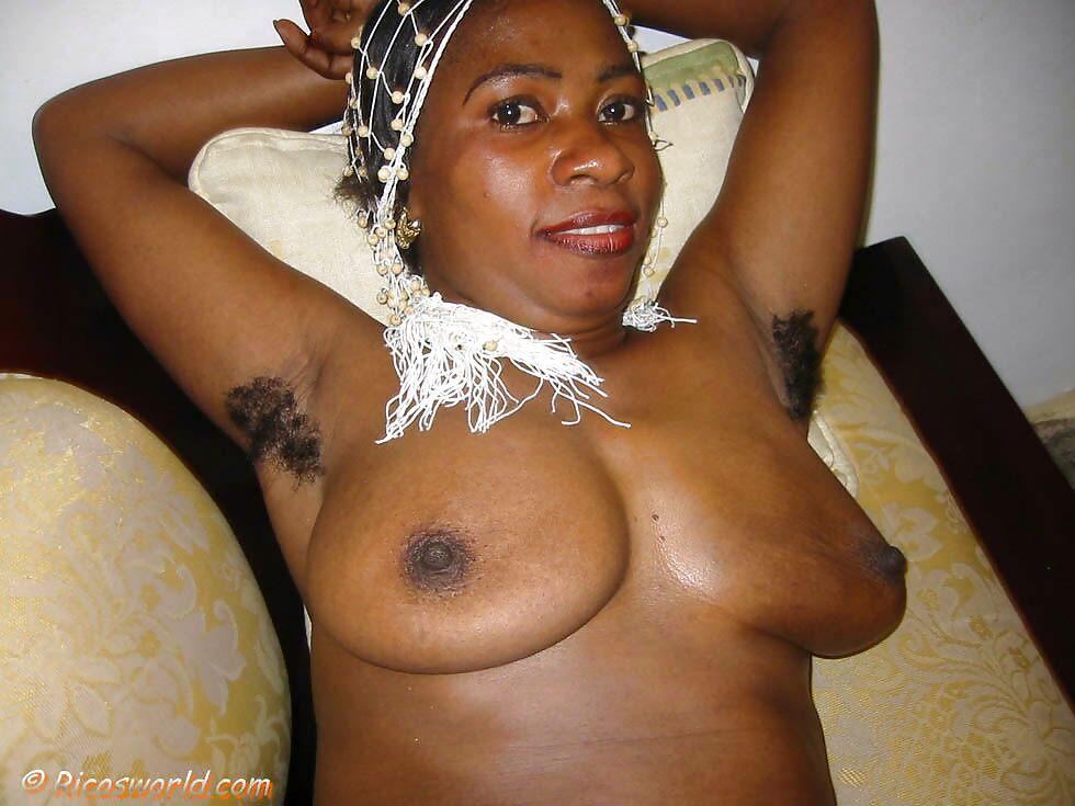 black photos Hairy women