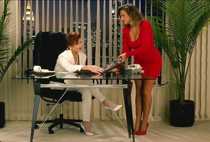 Office lesbian milf-4350