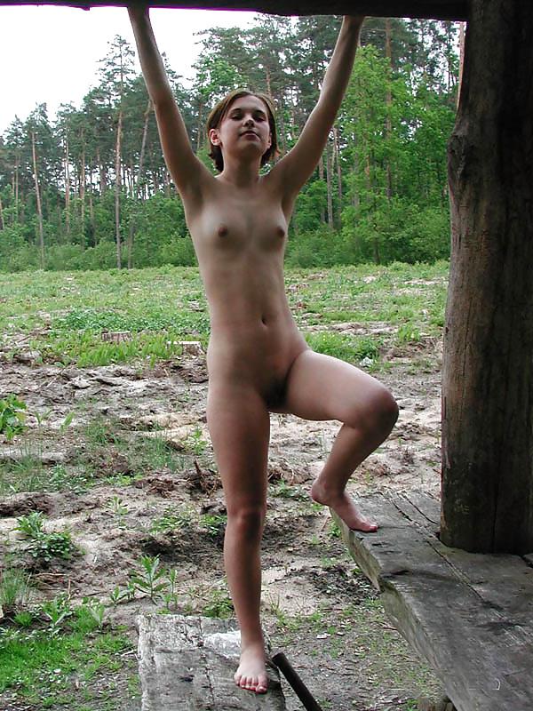 Mädchen junge nackt