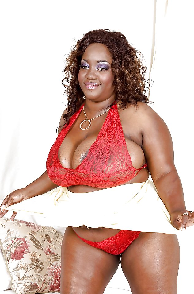 Free big tit black nina star