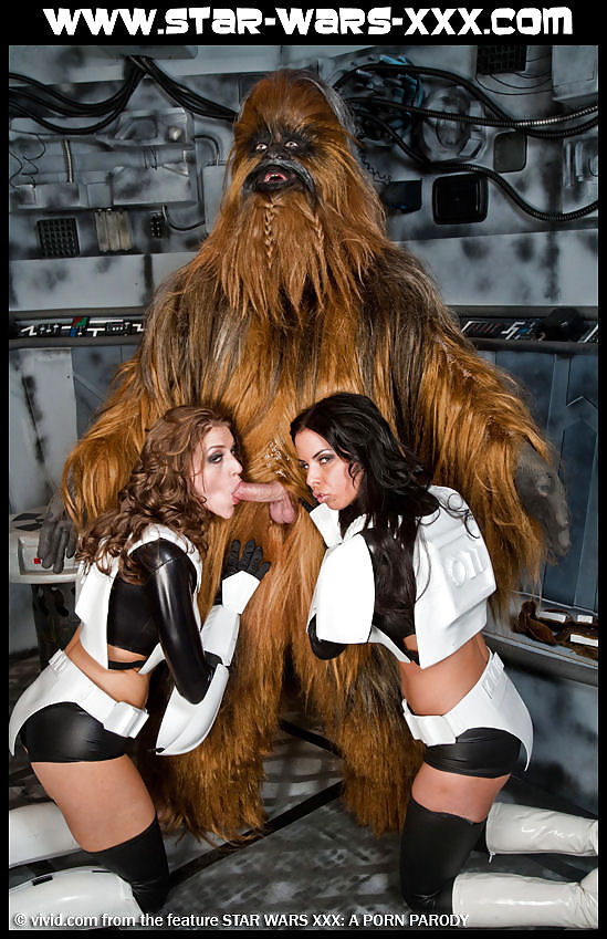 Star wars xxx Star Wars