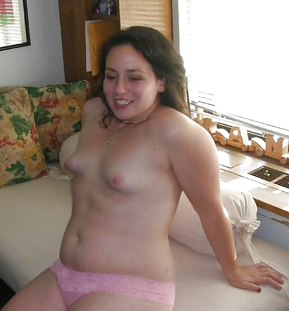 Pics of very flat chested bbws, plain ass naked