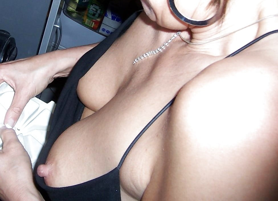Blouse Sexy Rebelle Black Lise Charmel