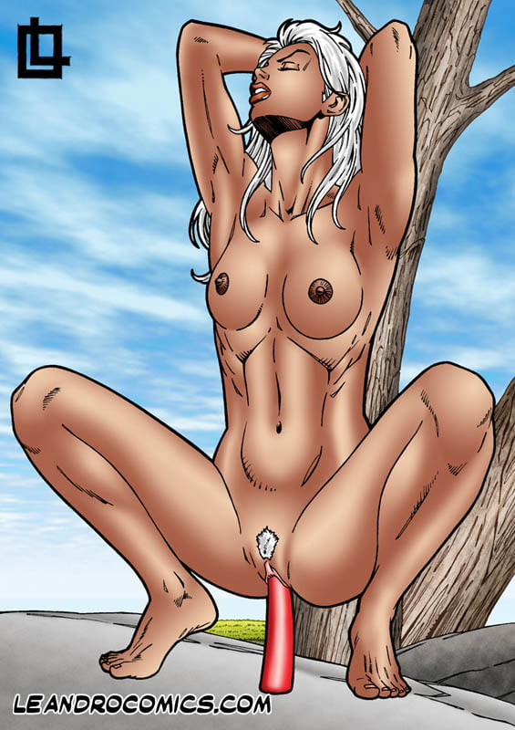 Naked south heroine