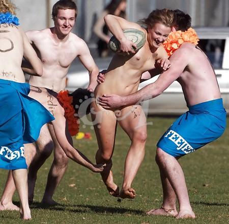 Topless Stupid Nude Calendar Photos
