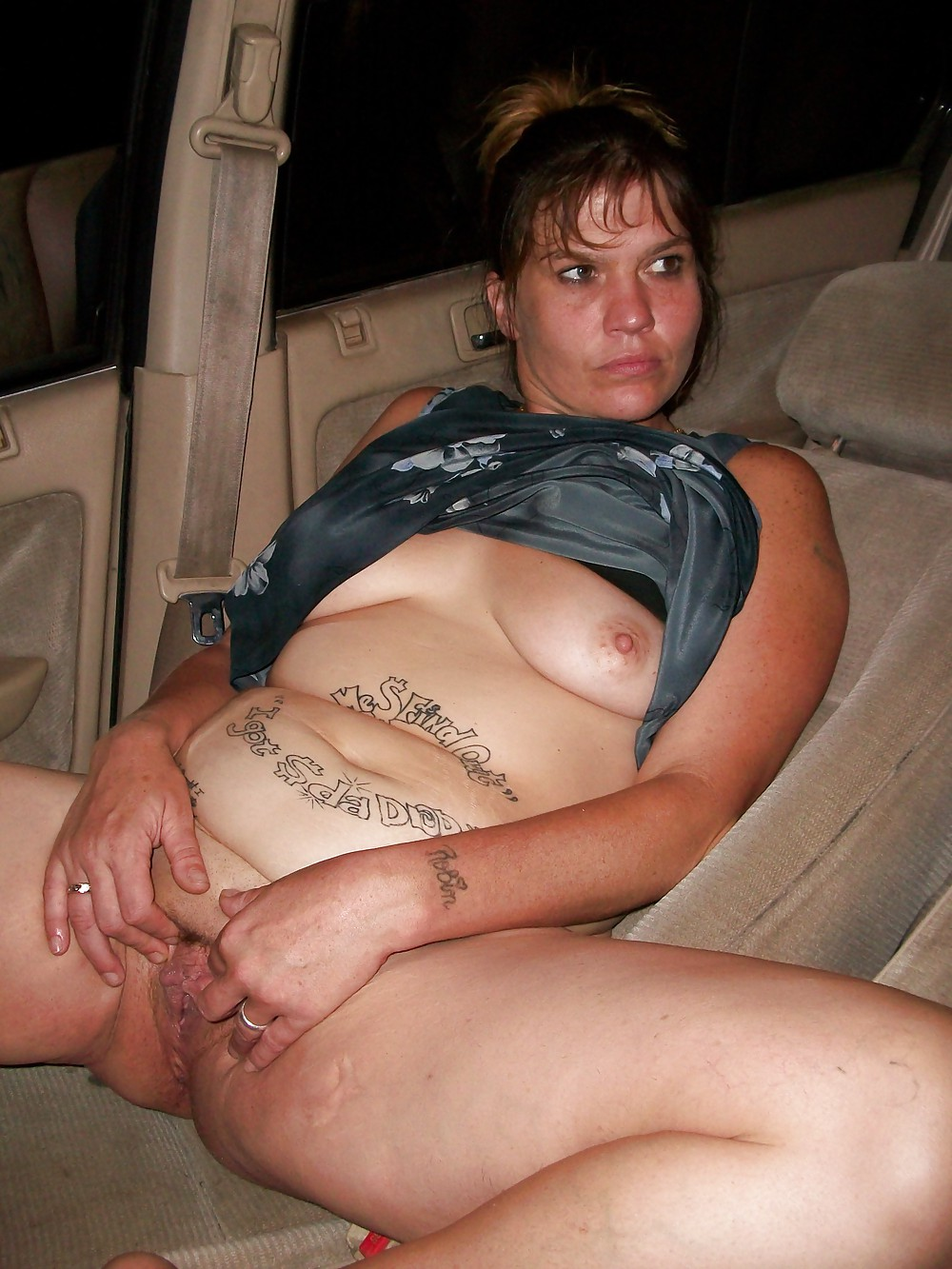 Wacky Young Crack Whore Sucks On My Cockgalery