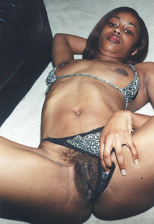 Vintage nude black girls ebony women