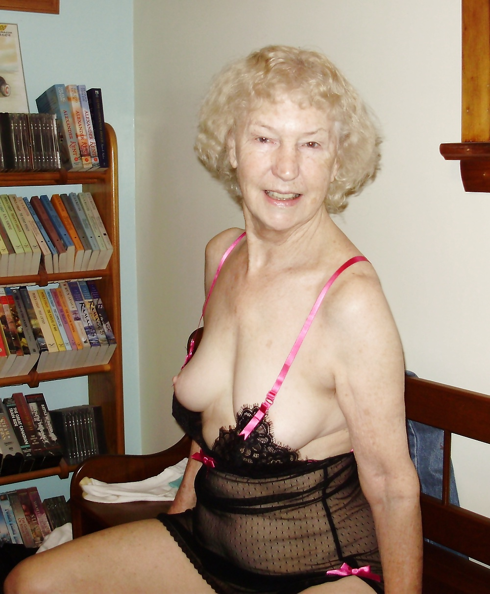 Girls nude sexy senior citizen