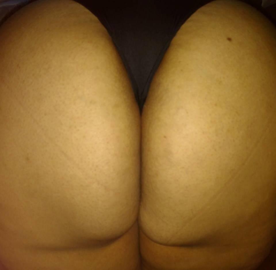 Perfect natural tits amateur #1