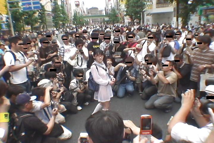 Japanese wife public sex-9733