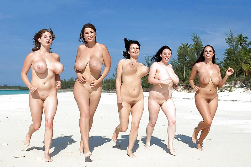голые женщины в пляжной видео - 8
