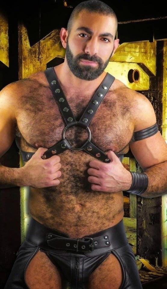 leathermen Gay male