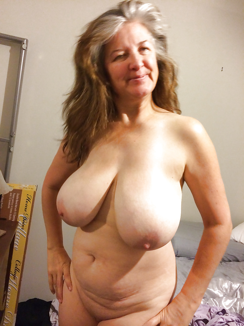 Old lady big tits, free lady sex young