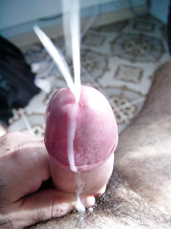 Tasting Pre Cum